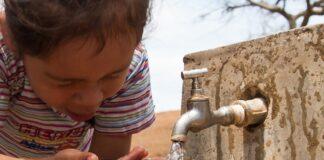 Inician obra de agua y alcantarillado en Veintiséis de Octubre