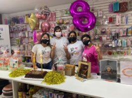 8° aniversario: Arequipe Cupcakes, amor y pasión por la pastelería