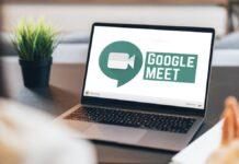 Conoce los pasos para crear una pizarra de trabajo en Google Meet