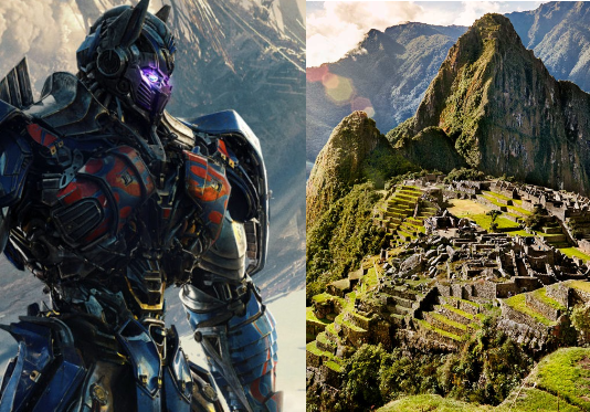 """MTC autoriza el rodaje del filme """"Transformers"""" en vías de Cusco"""