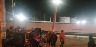 Accidente de tránsito en Veintiséis de Octubre deja 4 heridos