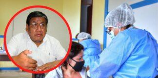 """Arnaldo Vite: """"La prioridad con el Minsa es avanzar con las vacunas"""""""