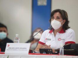Dina Boluarte es incluida en investigación por lavado de activos