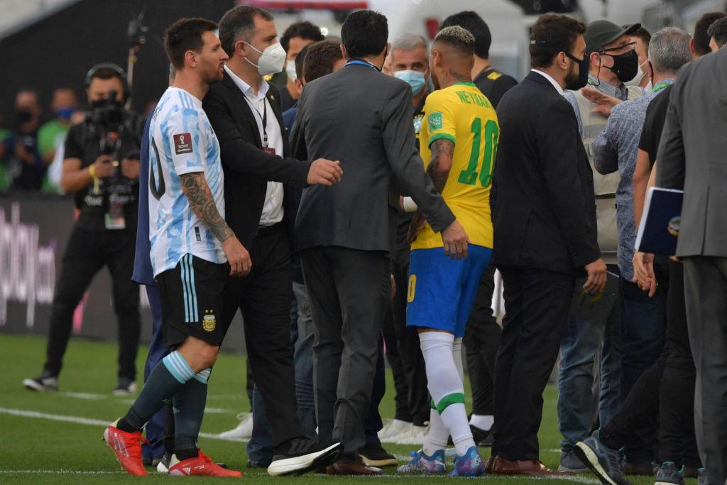Esta es la explicación del por qué se suspendió el Brasil vs. Argentina