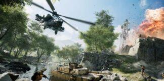 La beta abierta de Battlefield 2042 ya tiene fecha