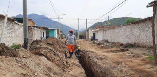Proyectos de drenajes aún iniciarán a fines del 2022
