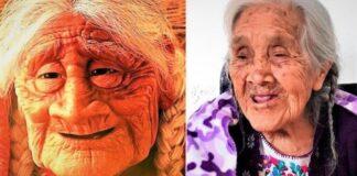 """""""Mamá Coco"""" cumplió 108 años: cómo está la anciana mexicana que inspiró la película de Disney"""