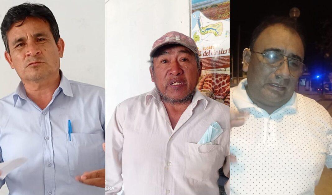 Dirigentes respaldan planteamiento de revisar Contrato Bayóvar