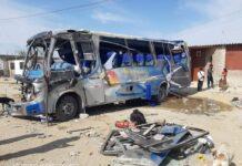 Hombre que había sido ascendido en su trabajo perdió la vida en accidente de tránsito en Sechura