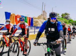 """Paita: 100 deportistas participaron del festival deportivo """"Ruta Grau : Bicentenario"""""""