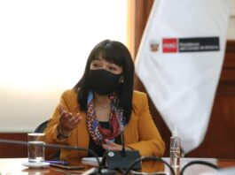 Mirtha Vásquez acudirá este próximo lunes al Congreso para pedir el voto de confianza