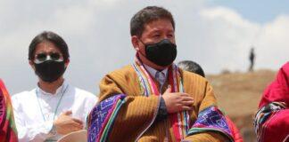 Guido Bellido amenaza al Congreso durante discurso sobre segunda reforma agraria