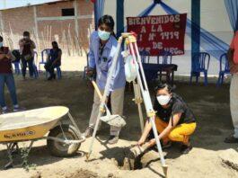 Cerca de 40 niños se beneficiarán con obra de cerco perimétrico de más de S/ 80 mil