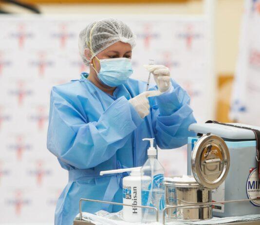 Pedro Castillo confirma transferencia de más de S/ 300 millones para comprar más vacunas